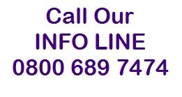 Call our info line
